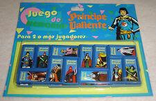 PRINCE VALIANT rare  MEMORY GAME memotext Argentina toy -
