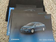 2011 Honda Civic Hybrid Owners Manual