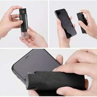 3-in-1 Fingerprint-proof Phone Screen Cleaner Dust Removal Microfiber Tools Set
