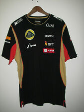LOTUS TEAM , Team Lotus Renault FORMULA ONE shirt Box