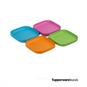 Tupperware TupperKids Plate Set of 8