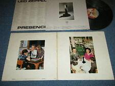 LED ZEPPELIN Japan 1976 P-10160N NM LP PRESENCE