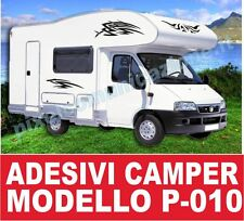 KIT ADESIVI CAMPER P010 STICKERS TUNING ARCA LAIKA MC LOUIS ELNAGH RIMOR IVECO