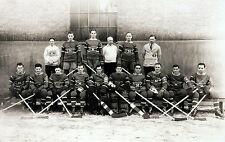 Montreal Canadiens 1937-38, 8x10 B&W Team Photo
