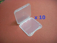 10 x Memory Card Holder Case for SD SDHC TF SD Card/Adapter & Micro SD CARD