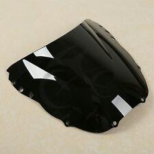 Black Windshield Windscreen For Honda CBR900 RR CBR919 1998-1999 TCMT