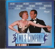 Two's Company (2003 CD) Flanagan & Allen/Rosemary Clooney/Judy Garland/Doris Day