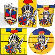 Cooles Ritter Partyset 52 teilig Tolles Set für die Ritterparty