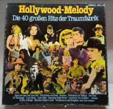 Various  Hollywood  Melody  Die 40 Großen Hits Der  Vinyl Schallplatte 179901