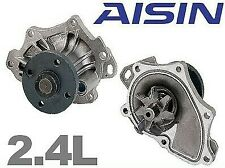 WATER PUMP  |  OE/OEM | Brand New - Direct-Fit - OE Supplier |  AISIN
