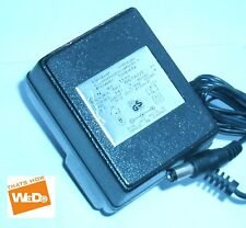 Global Village COMMUNICATION ADATTATORE b67adt-11 9v 400ma UK Plug t41-9-400d-4