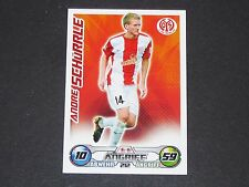 SCHÜRRLE ROOKIE FSV MAINZ TOPPS ATTAX PANINI FOOTBALL BUNDESLIGA 2009-2010