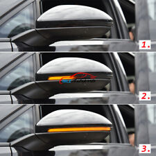 For VW Golf MK7 7.5 GTI R Touran Dynamic Turn Signal Light Side Mirror Indicator