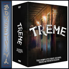 TREME - COMPLETE  SERIES - SEASONS 1 2 3 & 4 ***BRAND NEW DVD BOXSET***