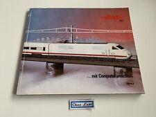 Catalogue - Marklin HO 1985/1986 - GER