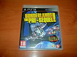 BORDERLANDS: THE PRE-SEQUEL! PS3 (PAL ESPAÑA PRECINTADO)