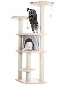 Armarkat Cat Tree Model A6401 Blanched Almond
