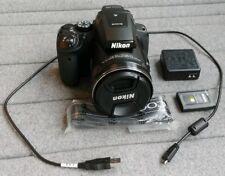 Nikon COOLPIX P900 16.0MP Digital Camera - Black