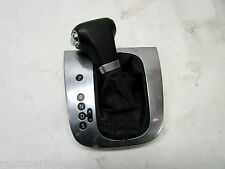 2008 VW JETTA SHIFTER TRIM KNOB BOOT BLACK LEATHER 1K1 713 203 AG OEM 06 07 09