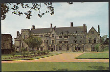 Sussex Postcard - Battle Abbey, Built By William The Conqueror  A9986