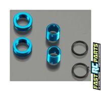 Details about  /Tamiya M06 Pro  Blue Aluminum Hex Head Screw Kit M03//M04//M05//M07 NEW - 83pcs