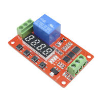 12V Relay Cycle Timer Module PLC Home Automation Delay Multifunction New