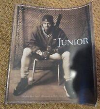 Junior: Griffey on Griffey Griffey, Ken, Vancil, Mark, Iooss, Walter Paperback