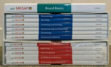 MKSAP 18 Parts A & B with Board Basics