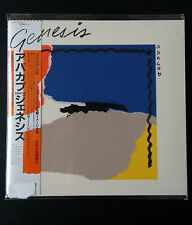 Genesis - Abacab SHM Mini LP Style CD  EAN 4988006554160 NEU ! Japan