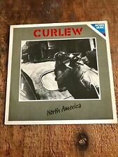 CURLEW - NORTH AMERICA - EXPERIMENTAL,FREE JAZZ - TOM CORA,FRED FRITH!!!