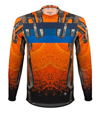 Aero Tech Designs Mens Xcelerate Freestyle Cycling Bike Jersey Made in USA