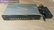 Cisco SG300-10PP-K9 PoE+ Gigabit Small Business managed switch
