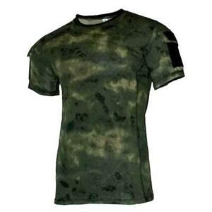 Army man khaki military army black moss T-shirt