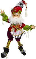 "Mark Roberts Elves - North Pole Candy Maker Elf 51-05610 Medium 17.5"" Figurine"