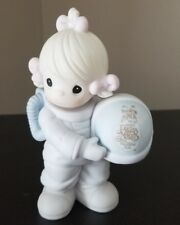 """1991 p 00006000 resious moments figurine """"the club thats out of this world """""""