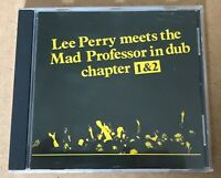 Lee Perry Meets The Mad Professor In Dub Chapter 1 & 2 - CD Album - Dub Reggae
