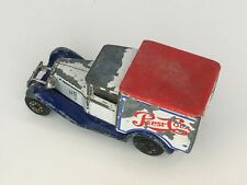 Lesney Model A Ford Vintage Pepsi Delivery Truck 1979 Matchbox Superfast Macau