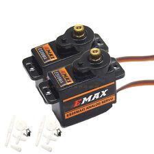 2x EMAX ES08MA II 12g/ 2.0kg Mini Metal Gear High-Speed 9g Servo Upgrade ES08MA