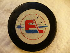 AHL Fredericton Express Inglasco Approvd Official Game Hockey Puck Collect Pucks