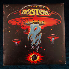 Boston LP Vinyl Record Album 1976 Epic EPC 81611 Made in Greece CBS