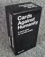 Cards Against Humanity UK Edition Card Party Game Kickstarter