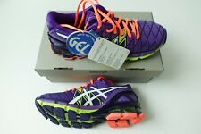 ASICS Gel-Kinsei Women's Purple & Multi Colour Running Shoes Size 7 New In Box