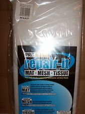 1 sq. metre   Glass Fibre Tissue    for use with Liquid Resin
