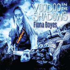 FIONA BOYES VOODOO IN THE SHADOWS DIGIPAK CD NEW