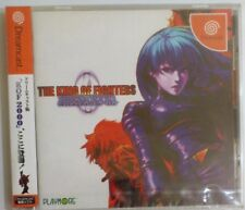 THE KING OF FIGHTERS 2000 KOF 2000 DREAMCAST JAP JP JPN
