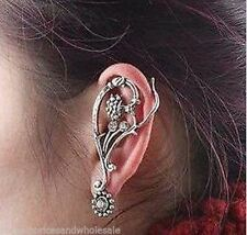 Rhinestone Hook Stud Costume Earrings
