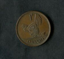 Ireland (Eire): 1942 One Penny Coin