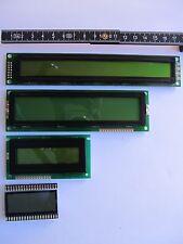 LCD-Set5 - 4 LCD Anzeigen unterschiedlicher Größen