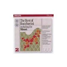 THE BEST OF BOCCHERINI 2 CD NEW+