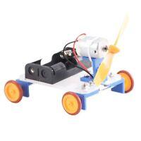 Solar Spielzeug Für Kinder Mini Wind Angetrieben Spielzeug Diy Auto Kit Kin R6C2